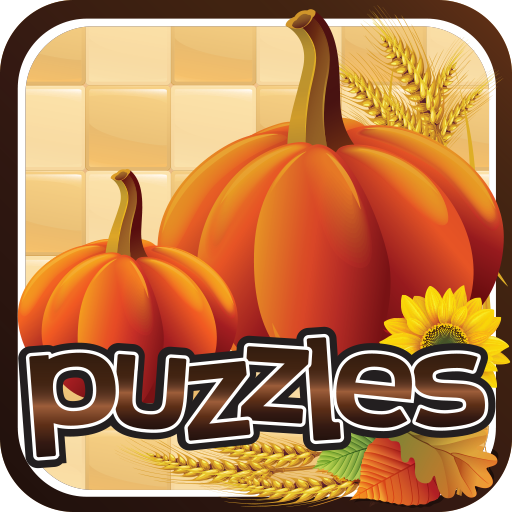 Thanksgiving Puzzles By Mokool Inc Icon